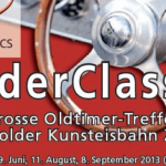 "Dolder Classics – An Exhibition of ""Old Timers"" in Zurich"