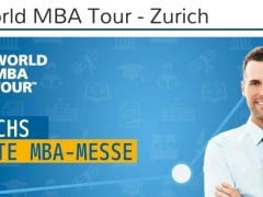 MBA Fair in Zurich and Top MBA Connect 1-2-1