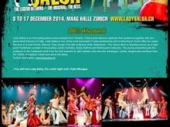 Lady Salsa at the Maag Halle – 20% off Tickets