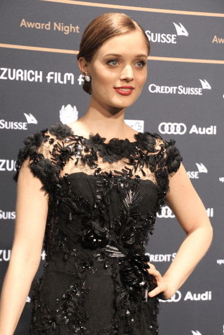 Bella Heathcote actor ZFF Awards Night Photo © NewInZurich