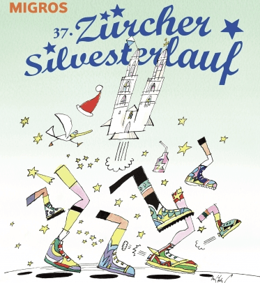 Silvesterlauf Zurich 15th December 2013